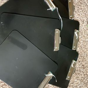 Other - Black Clip Boards used with Mary Kay